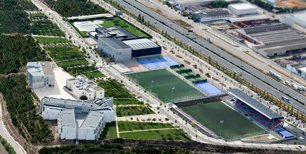 El campus de la Universidad San Jorge (Villanueva de Gállego, Zaragoza) será el punto de encuentro de la edición de este año.